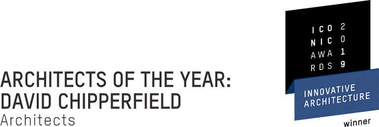 KARL München - ICONIC Awards 2019 - Architects of the Year: David Chipperfield